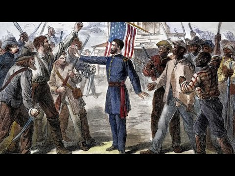 screenshot of youtube video titled The Reconstruction Amendments, Part 2 | History In A Nutshell