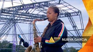 Nubya Garcia - Pace (The Glastonbury Experience 2020)