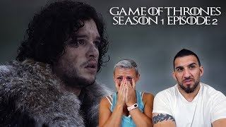 Game of Thrones Season 1 Episode 2 'The Kingsroad' REACTION!!