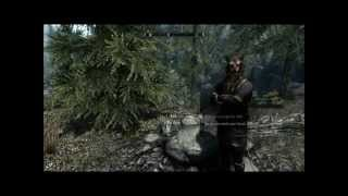 Skyrim Invisible Chest 15,000 GOLD Free Walkthrough
