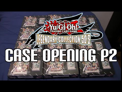 Yugioh Legendary Collection 5D's Case Opening Part 2