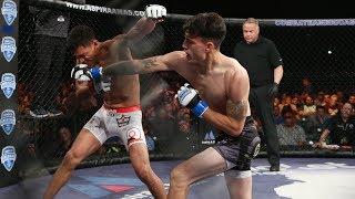 Arturo Guzman vs Robert Casper (English) Full Fight | MMA | Combate 13