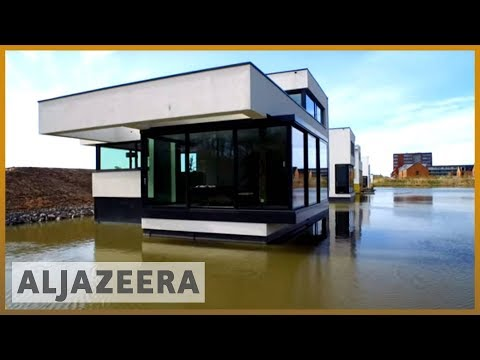 earthrise - Dutch Aquatecture: Engineering a Future on the Water