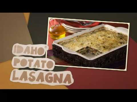 Idaho� Potato Lasagna