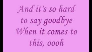 Hurt - Christina Aguilera + lyrics