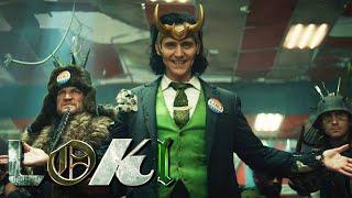 Loki Trailer #1