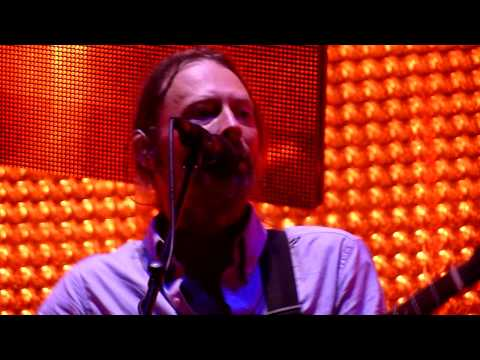 Radiohead Go To Sleep Live Prudential Center Newark New Jersey June 1 2012