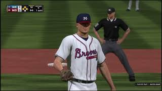 MLB 18 The Show part 38 game 43 and 44 of minor league