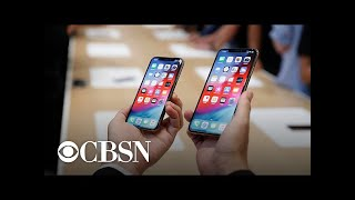 Apple and Qualcomm reach settlement in billion-dollar dispute - YouTube