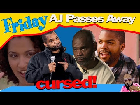 Comedian A.J. Johnson Passes Away At Age 55 The Curse Of Friday Movies