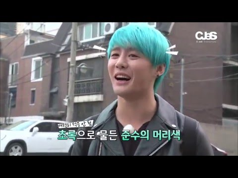 [HD] [Eng Sub] JYJ's Fruitful Trip (CUT) - The Lost Kid, Junsu