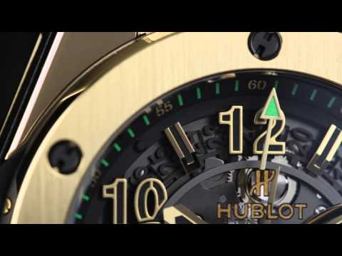 Hublot, the art of Fusion concept in Watchmaking, combining exotic materials in Swiss watches. Discover the world of Hublot on:   Website: http://www.hublot.com/