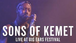 Sons of Kemet: Live at Big Ears Festival   JAZZ NIGHT IN AMERICA