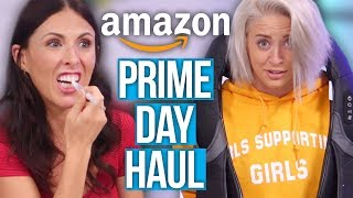 Things We Bought on Amazon Prime Day 2018 (Beauty Break)