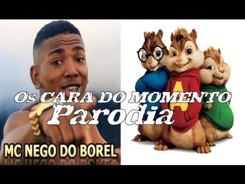 Baixar Alvin e os Esquilos - Resposta Mc Nego do Borel - Os cara do momento