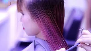 Mái tóc ngắn của Khởi My sau đám cưới