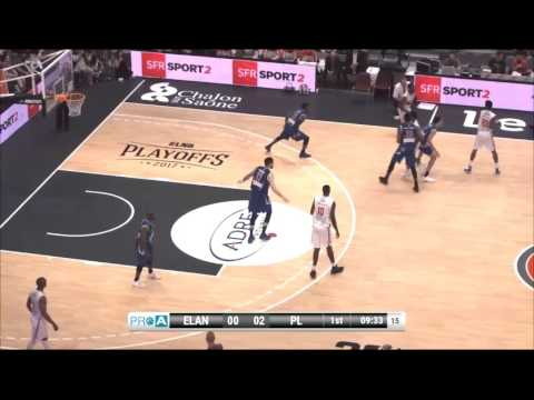 Paris Levallois vs ES Chalon