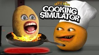 COOKING MY FRIENDS?!   Cooking Simulator
