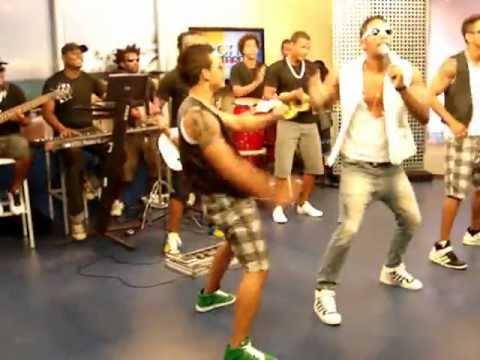 Banda Nego BOm no Boa Tarde Bahia dia 04-05-2012
