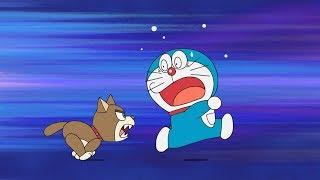 Dikejar Anjing Robot | Doraemon Terbaru
