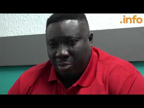 Décès de DJ Arafat: Les larmes de Bedel son ex-manager