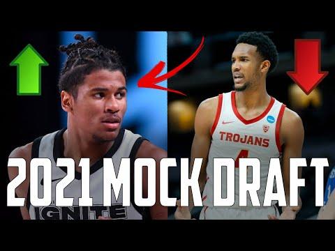 OFFICIAL 2021 NBA Mock Draft: Draft Day Edition