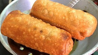 गेंहू के आटे से बनाएं यह चटपटा और टेस्टी नाश्ता | Snack recipe I Wheat flour recipe I Atta roll