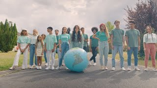 Green Team - Les Enfants du monde (Clip Officiel)