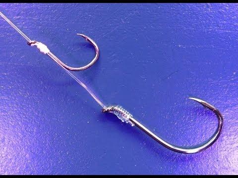 Cara membuat simpul mata pancing dan kili kili yang kuat