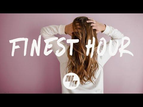 Cash Cash - Finest Hour (Lyrics / Lyric Video) feat. Abir