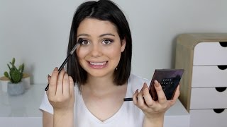 HOW I DID MY MAKEUP IN HIGH SCHOOL!