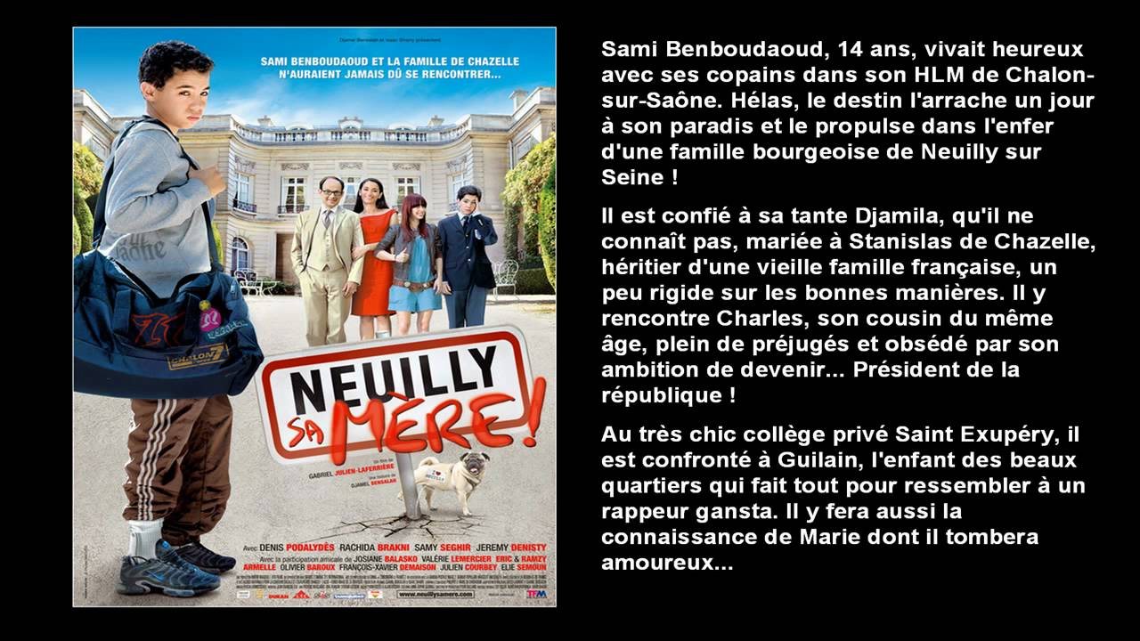 film sub neuilly sa m re youtube. Black Bedroom Furniture Sets. Home Design Ideas