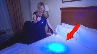 Những Bí Mật Khủng Khiếp Bên Trong Các Khách Sạn Bạn Có Biết???
