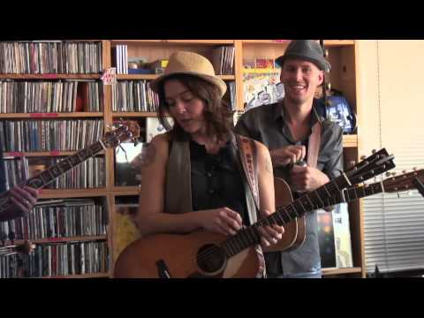 Brandi Carlile: NPR Music Tiny Desk Concert