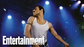 Rami Malek Is Freddie Mercury In 'Bohemian Rhapsody' First Look | News Flash | Entertainment Weekly