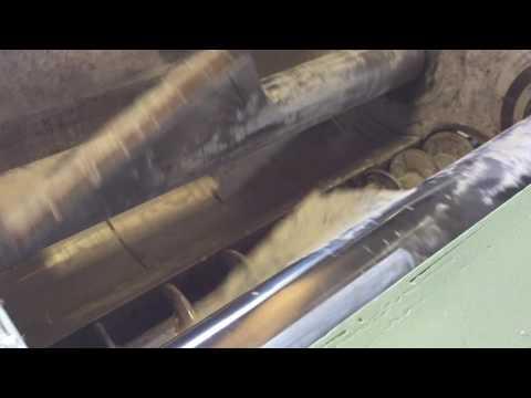 7K-JH01 1 Unit - Twin Shaft Pugmill Mixer - Paddle Video