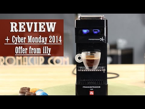 Cyber Monday Offer: Complimentary iperEspresso Y3 Machine With 2 Case Purchase. Ends 12/2/14