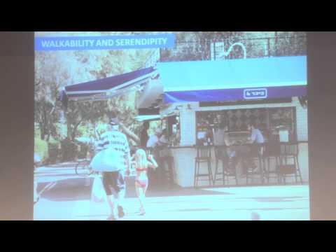 Vortrag: Avner Warner über die Tel Aviv Global City