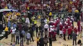Baylor vs #16 Iowa State (3/15/2014) Big 12 Championship