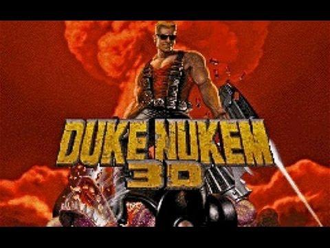 [Spécial été] Duke Nukem 3D - Un monument du jeu vidéo ! - YouTube