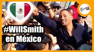 Will Smith vino a México para filmar Bad Boys For life