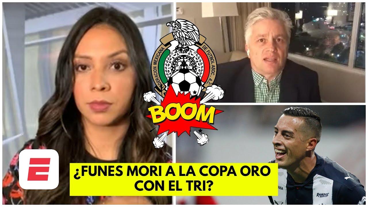 ROGELIO FUNES MORI VA A LA COPA ORO con la selección mexicana. Afirma John Sutcliffe | Entre Copas