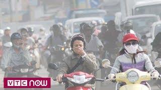 Người Hà Nội khổ vì ô nhiễm không khí | VTC1