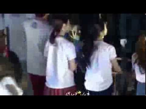 20131019 SMTOWN ENDING by V5独家 [Victoria-Sulli Focus]
