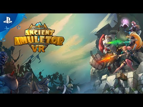 ANCIENT AMULETOR Trailer