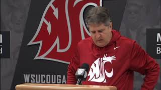 Mike Leach on the Turnover Chain
