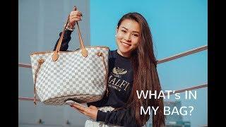 CÓ GÌ TRONG TÚI DU LỊCH CỦA NGUYÊN  👜 / What's In My Travel Bag?  | Newyn