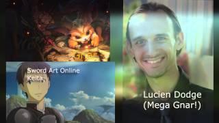 League of Legends- Voice Actors 2015 Edition