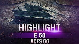 Урон по КД! Е50