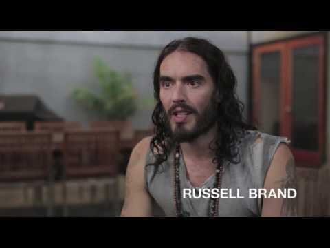 Russell Brand - The only thing that matters to any of us is Love ...